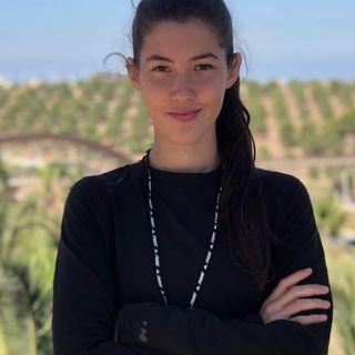 Coach Spart Lina Messaoudi